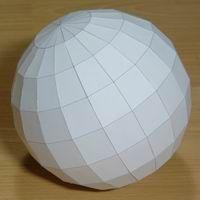 paper models of basic shapes and forms. www.korthalsaltes.com