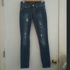 LEVI'S 524 TOO SUPER LOW JEANS SIZE 25 Excellent Condition Levi's Jeans Skinny
