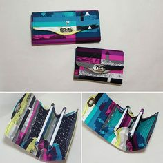 The Mini NCW is a PDF pattern Add-On that is supplemental to the original Necessary Clutch Wallet sewing pattern.  As a supplemental pattern, you are provided