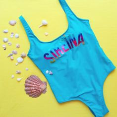 """Bañador holográfico """"Sireina"""" #musthave para este verano #summerstyle en colaboración con AlasOlas"""
