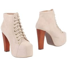 JEFFREY CAMPBELL Ankle boot found on Polyvore