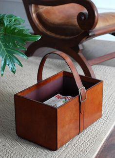 Ornamentum odinis krepšys laikraščiams arba malkoms | shopspy.lt