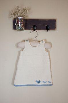 Ravelry: Little Birds Tunic pattern by Meg Roke