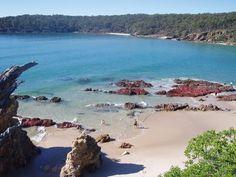 Pambula rivermouth, NSW
