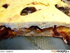 Koláč Rychlík (i pro diabetiky) se švestkami Sugar Free, Cheesecake, Food And Drink, Pie, Homemade, Fitness, Diabetes, Torte, Cake