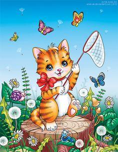 Book 4: Cat by Aniel-AK on deviantART