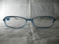 Insight Blue Ice Womens Reading Glasses with Case +1.50 1.75 #Insight