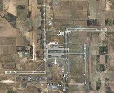 Denver International airport overview