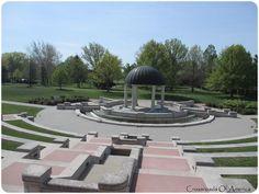 Crossroads of America: Coxhall Gardens, Carmel, Indiana