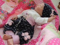 Baby Nicky Hose,  Grösse 68/74 von                 made by RiAnn   auf DaWanda.com