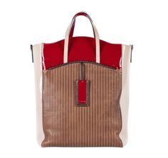 ModeWalk - Biarritz Red Tote Bag
