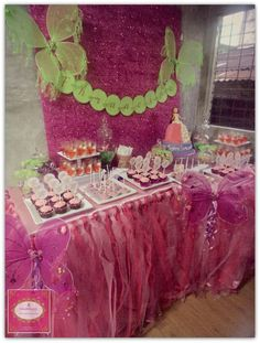 """Photo 10 of 21: Fairy / Birthday """"Winx_Bloom Party"""" 