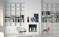 Contemporary Built Ins Google Search Bookshelves Kids In Bookcase Storage
