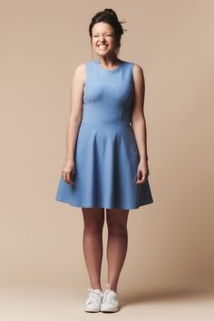Zéphyr dress by Deer and Doe