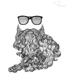 """Beard Nest"""
