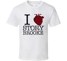 I love Storybrooke t-shirt /Once upon a Time tee
