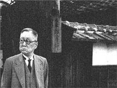 内田百間 Uchida Hyakken (Japanese author), He loves cats so much.