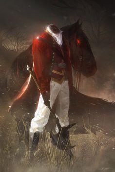 deviantart.com/art/The-Headless-Horseman