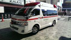 Ambulance @ Tokyo, Japan Ambulance, Rescue Vehicles, Auto Service, Emergency Vehicles, France, Transport, Police Cars, Tokyo, Japan