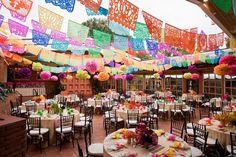 Maddycakes Muse: Fiesta Week~ Mexican Decor