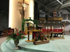 Epiphany of the Lord Catholic Church Katy, Tx Palm Sunday ...