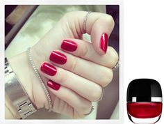 Esmalte vermelho Marc Jacobs