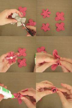 Mikor megláttam ezeket az ötleteket, a szavam is elállt! Nem tudtam, hogy ennyi minden készíthető tojástartókból! - Bidista.com - A TippLista! Diy Crafts Hacks, Decor Crafts, Diy And Crafts, Paper Crafts, Egg Crates, Pine Cone Decorations, Paper Flowers Diy, Hobbies And Crafts, Origami