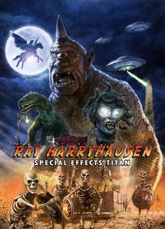 Ray Harryhausen: Special Effects Titan レイ・ハリーハウゼン 特殊効果の巨人