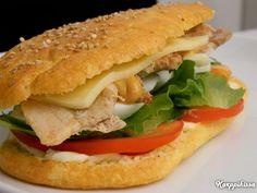 Lchf, Sandwiches, Food, Essen, Meals, Paninis, Yemek, Eten