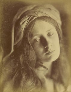 Beatrice  Julia Margaret Cameron, photographer    http://www.getty.edu/museum/media/images/web/enlarge/06536601.jpg