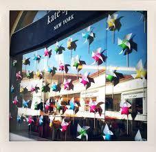Kate Spade window display
