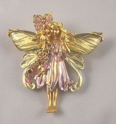 Kirks Folly – all about fairy jewelry, angel jewelry, fantasy ...