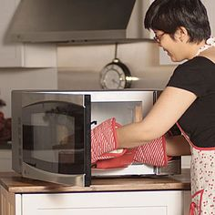 Microwave Cooking Recipes - Easy Recipes for Microwave Meals - Delish.com...until we can get the gas turned on.