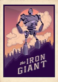 Minions, The Iron Giant, Arte Robot, Movie Poster Art, Arte Pop, Cartoon Wallpaper, Hd Wallpaper, Wallpapers, Comic Book Characters