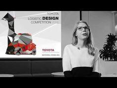 Toyota Logistic Design Competition - Interview with , Elisa Määtenen, 2014 winner.