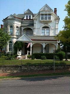 1887 Victorian Queen Anne home in Saint Joseph, Missouri