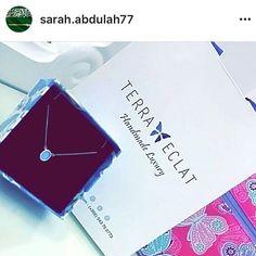 ❤️❤️❤️ Thank you 💕✨ @sarah.abdulah77  #terraeclat #ranyahseraj  #regram #shop