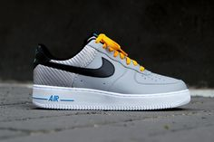 "Nike Air Force 1 Low ""Washington DC"" Fly Shoes, Kicks Shoes, Best Sneakers, Sneakers Nike, Nike Air Max 90s, Hypebeast, Sneaker Games, Nike Af1, Nike Air Force Ones"