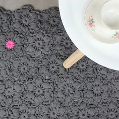Ravelry: Floral rug pattern by Yarnplaza.com - For knitting and crochet