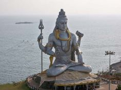 Tallest Lord Shiva Statues in the World