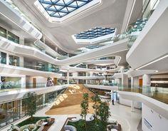 Unilever Headquarters / Aedas | ArchDaily