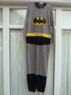Batman Onesie... I need this by Tuesday gahhh