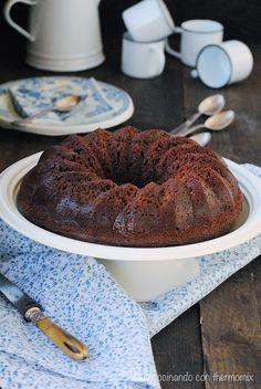Neus cocinando con Thermomix: Bizcocho de chocolate Nesquik