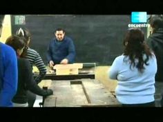 Curso de carpinteria - Cap. 6 (Armado de un maletin 2da parte) - Visita el tema…