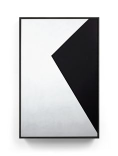 Nu Era (XXB). Original artwork created by Chris Succo in 2012. Lacquer, aluminum tape, aluminum, composite panel.