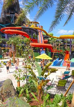 Planning a visit to the newest Orlando water park? Find detailed ride, restaurant, parking information and more in our guide to Universal's Volcano Bay. Universal Studios Florida, Universal Orlando, Family Vacation Destinations, Vacation Trips, Family Vacations, Cruise Vacation, Vacation Ideas, Family Travel, Water Park Tips
