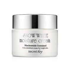 Snow White Moisture Cream 50g /Facial Cream Face Care Whitening moisturizing anti-aging
