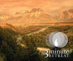Do You Believe? 3 Minute Retreat
