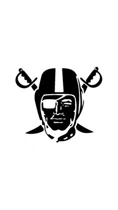 424 Best Oakland raiders logo images  c2c37ef6a