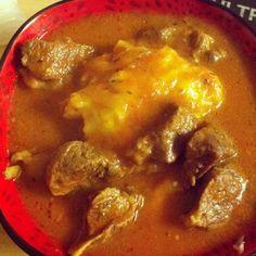Fufu & Light Soup Ready to Serve